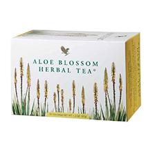 Един полезен билков чай с цветета от Алое вера