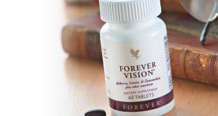 Forever Vision: Хранителна добавка за поддържане на зрението