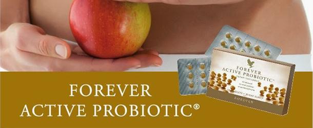 Активен пробиотик за балансирана чревна флора